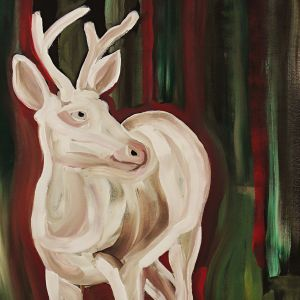 Nathalie Letulle, YOUNG DEER