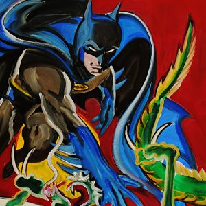 Nathalie Letulle, BATMAN VS DRAGON
