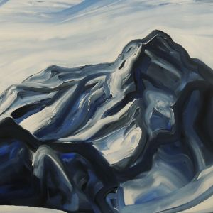 Nathalie Letulle, MOUNTAIN 1