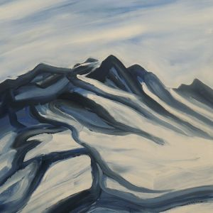 Nathalie Letulle, MOUNTAIN 2