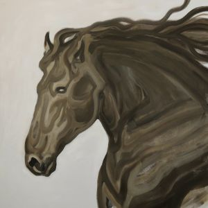 Nathalie Letulle, SEAL BROWN HORSE