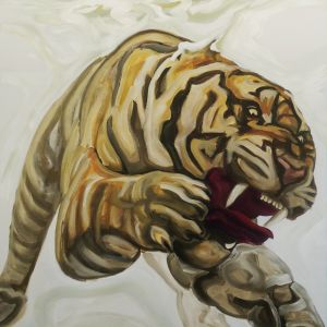 Nathalie Letulle, DIVING TIGER 2