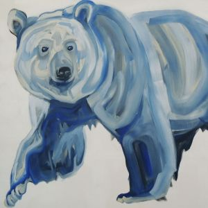 Nathalie Letulle, BLUE GRIZZLY
