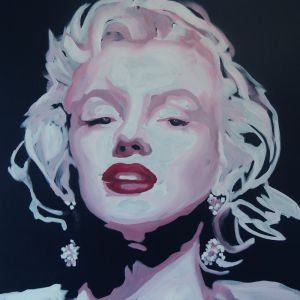 Nathalie Letulle, DIAMOND MARILYN